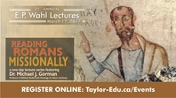 Wahl Lectures 2017b 3
