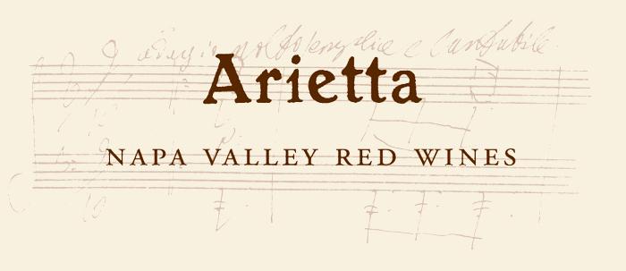 ARIETTA LETTER HEADER 700 Arietta Wines Update