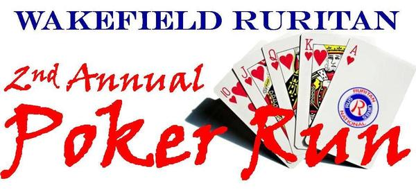 Poker Run Logo 5