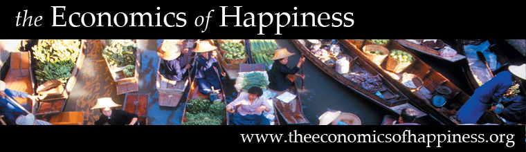 The Economics fo Happiness ON Demand!