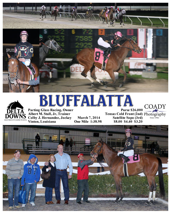 Bluff WIN photo 3.7.14 10th Race