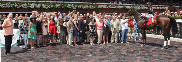 Sanctify WIN photo at The Spa 7.26.14 - Big Group WC