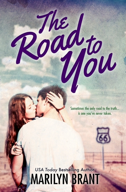 The Road to You - Brant - a coming of age romantic mystery - front cover
