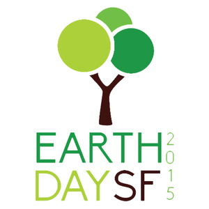 Earth Day SF 2015 Logo