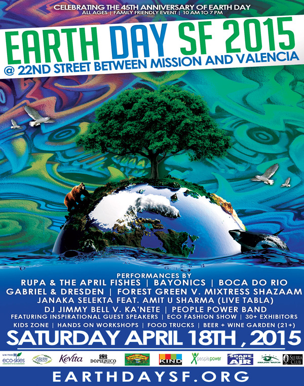 EarthDaySFweekly 2