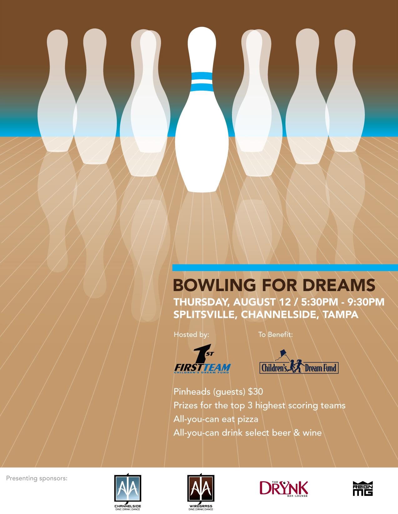 df bowling sponsor