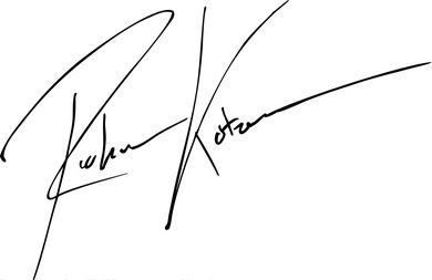 Ritchie Kotzen Signature