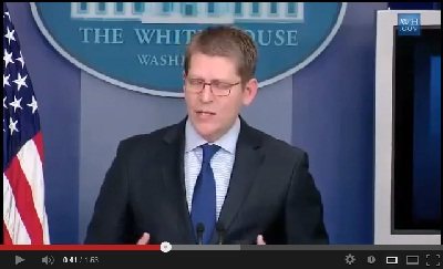 Carney Says OFA Donors Will Have Access To Obama