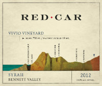 RCW 2012Vivio syrah front Red Car Update