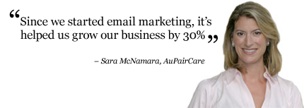 Email Marketing Testimonial