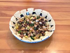 Lenten Seafood Salad 3 2