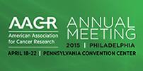 AACR 2015