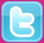 twitter image_pink background