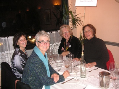 Marsha Bailey and friends at Buttonwood Winery table (3)