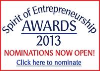 Spirit of Entreprenuership Nom
