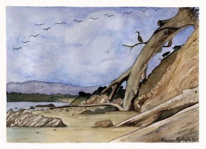 Karen Czuleger_Mesa Lane Eucalyptus_cropped