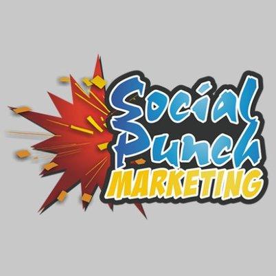social media punch