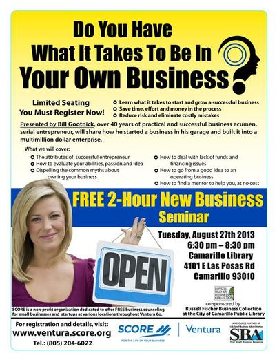 Do you have what it takes to be in your own business 2