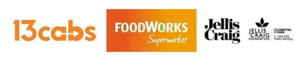 Sponsors: 13Cabs, Foodworks, Jellis Craig Foundation