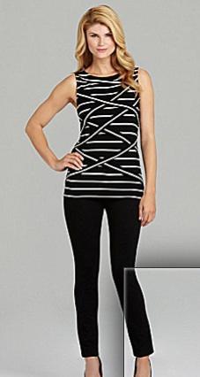 Kathleen Audet stripes