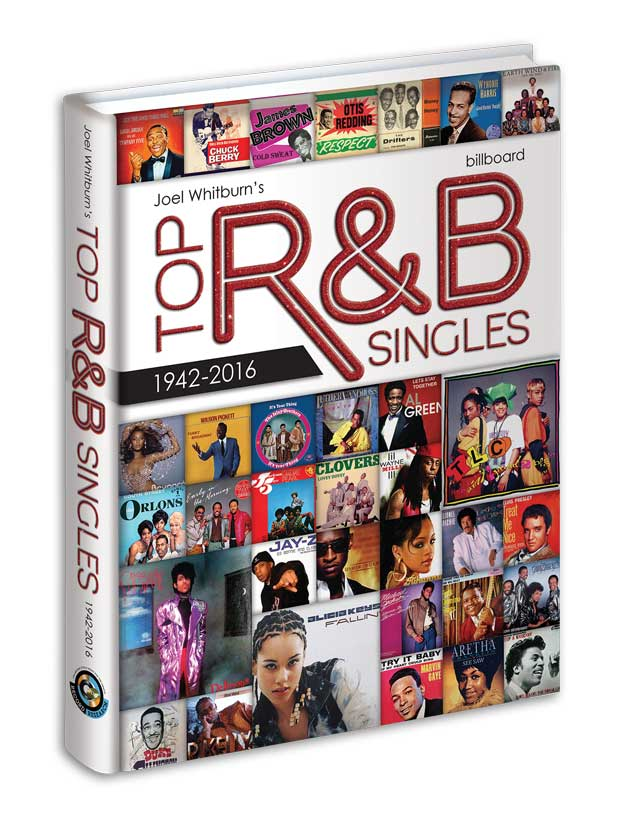 "Get $15 off ""Top R&B Singles 1942-2016"" with promo code: RUTHBROWN"
