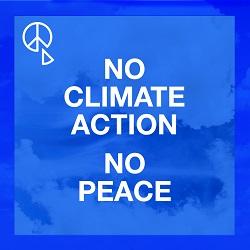 POD 2021 NO CLIMATE NO PEACE