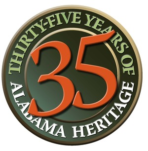 Alabama Heritage 35th Anniversary