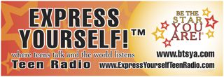 Express Yourself orange 72x24 banner-1 2