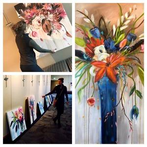 Rogue Gallery April 2017 Exhibits and News - Kathy Morawiec