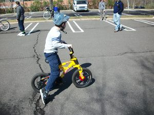learn to bike
