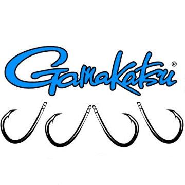 Hooks Logo- Gamakatsu 2