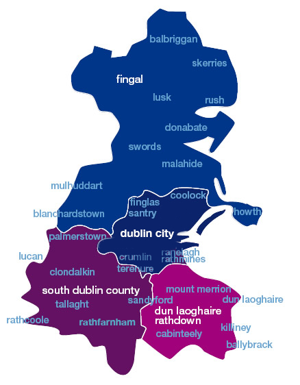 New areas for Dublin Volunteer Centres