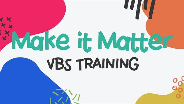VBS make it matter 2021