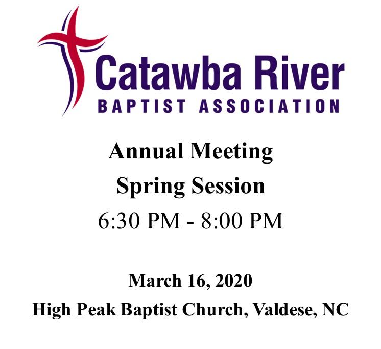 Spring Meeting pic 2