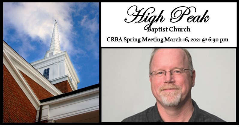 CRBA Spring 2021 Meeting High Peak Ad 2