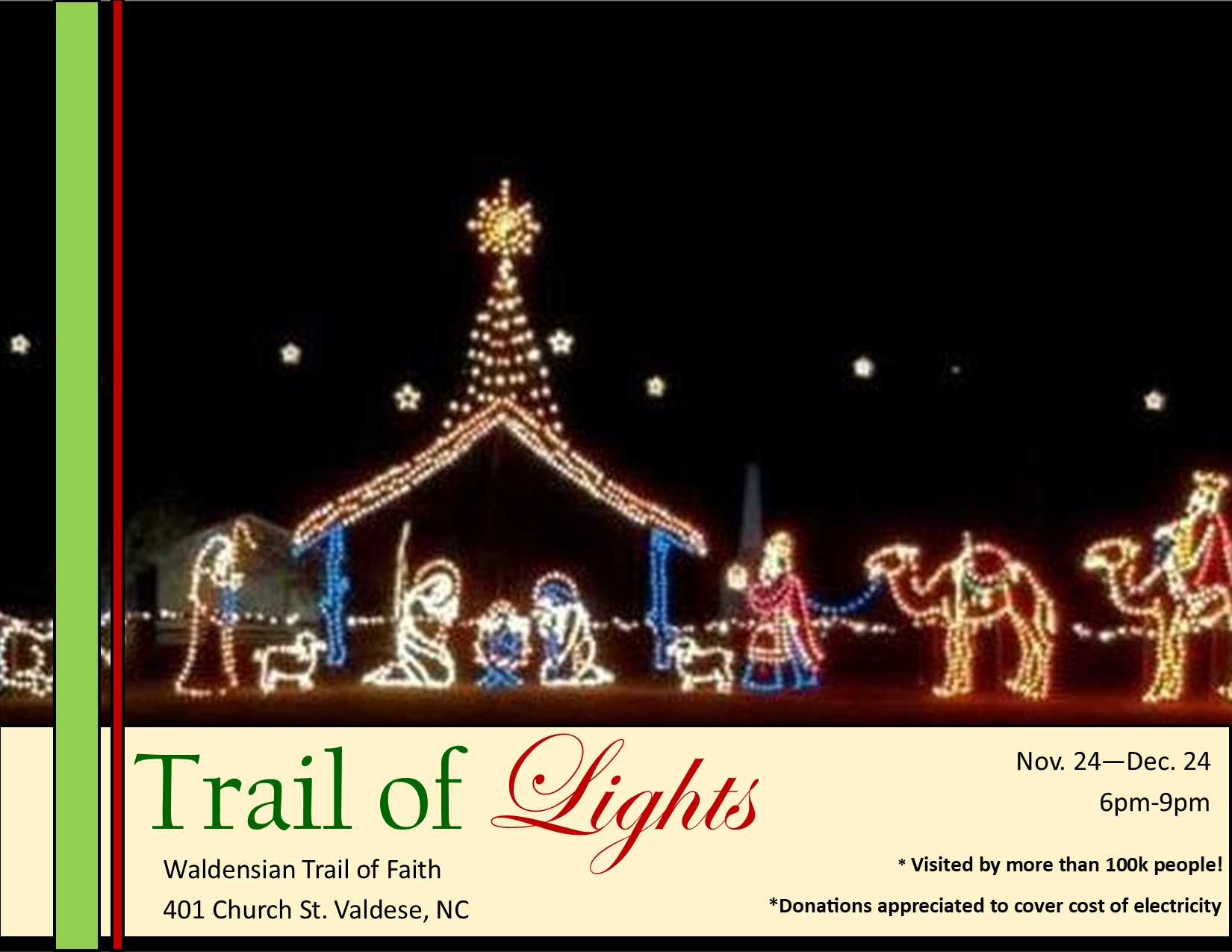 Trail of lights flyer 3