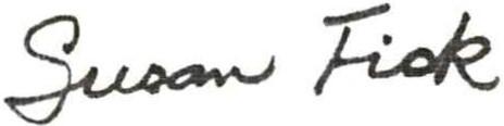 signature-Susan Fisk 2
