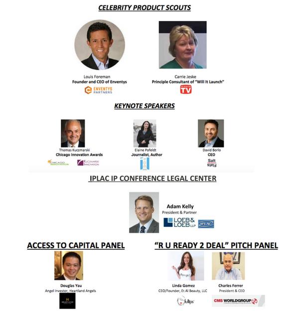 CIO Inventors Conference LineUp
