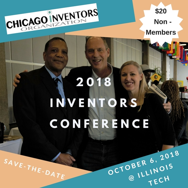 CIO 2018 INVENTORS CONFERENCE - SAVE THE DATE