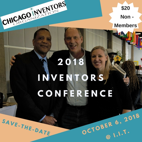 CIO 2018 INVENTORS CONFERENCE - SAVE THE DATE - UPDATED