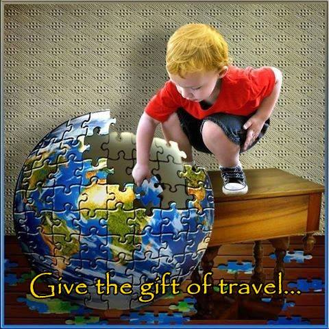 gift of travel