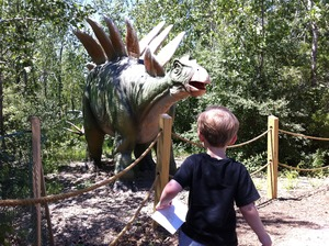 Go Back in Time A Day at Field Station Dinosaur