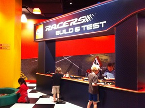 lego racers build and test