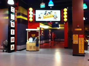 Lego 4D Cinema