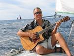 Mark Mulligan guitar boat