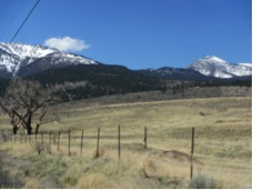 Washoe Valley along old Interstate 395